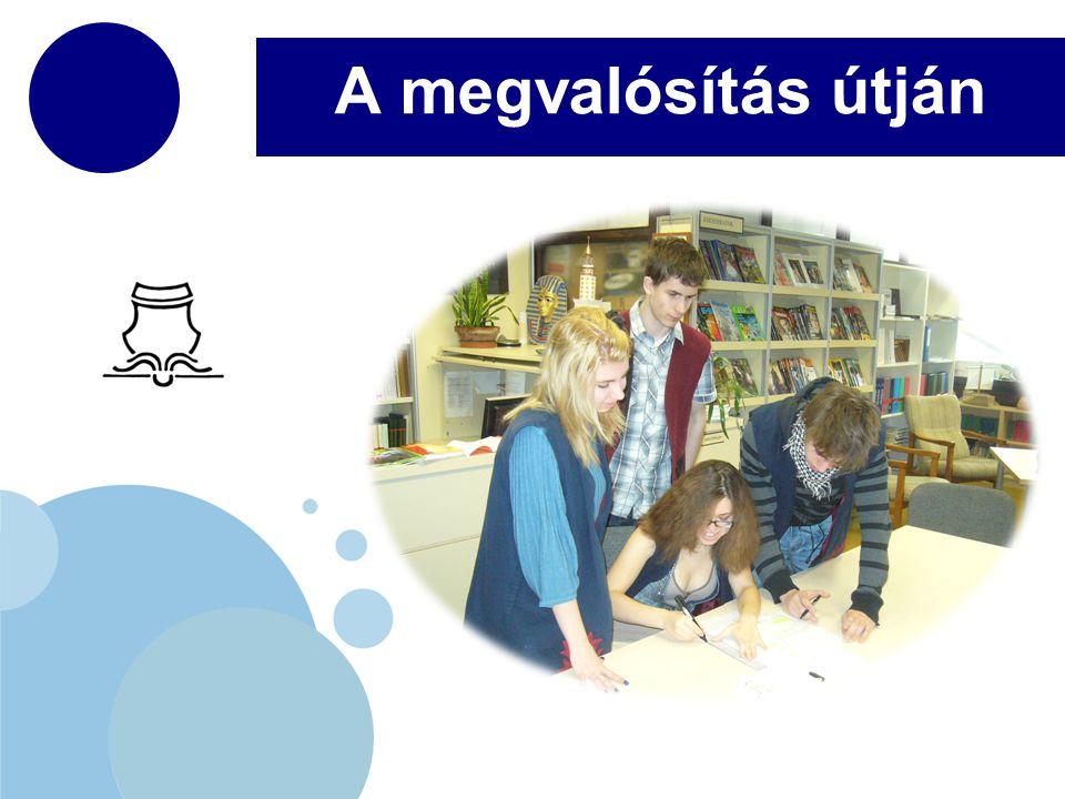 www.company.com A megvalósítás útján
