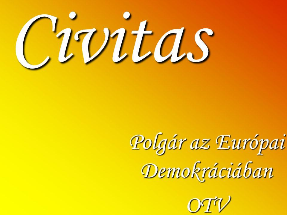 Civitas Polgár az Európai Demokráciában OTV