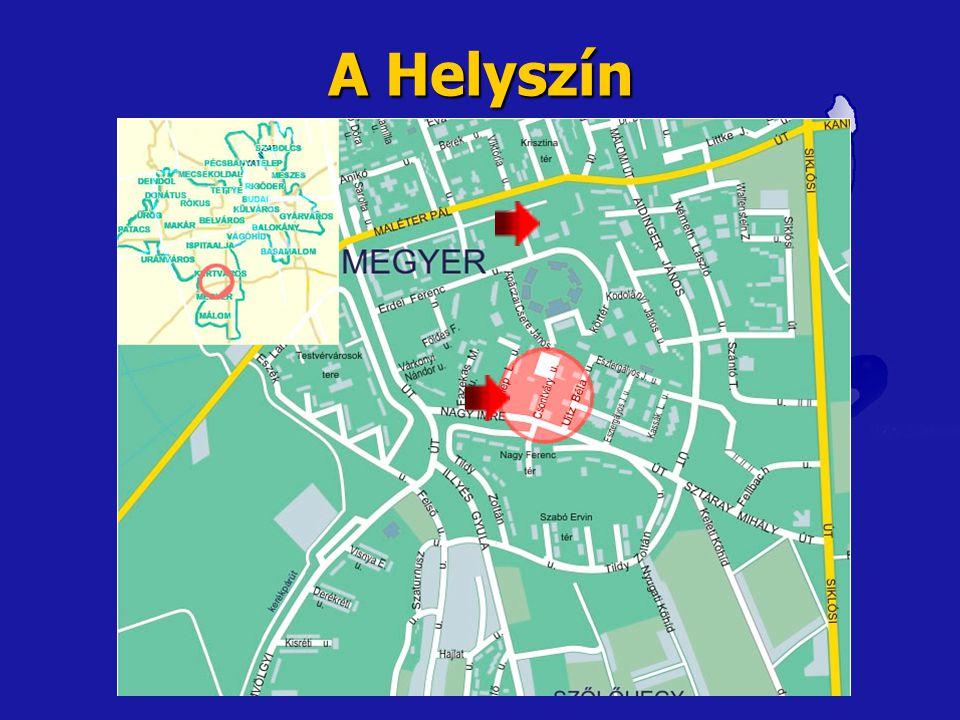 A Helyszín