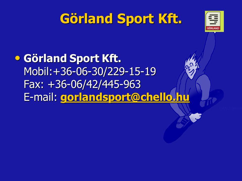 Görland Sport Kft. Görland Sport Kft.