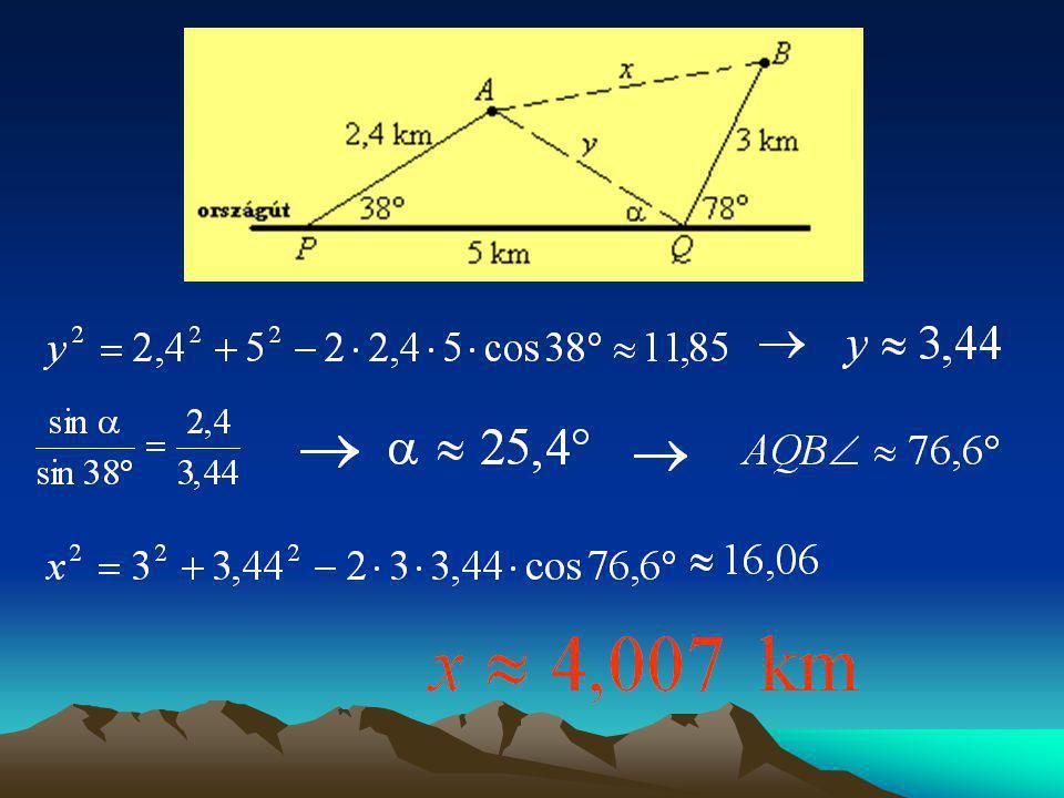 7. feladat Bizonyítsa be, hogy ha a, b, c pozitív valós számok, akkor