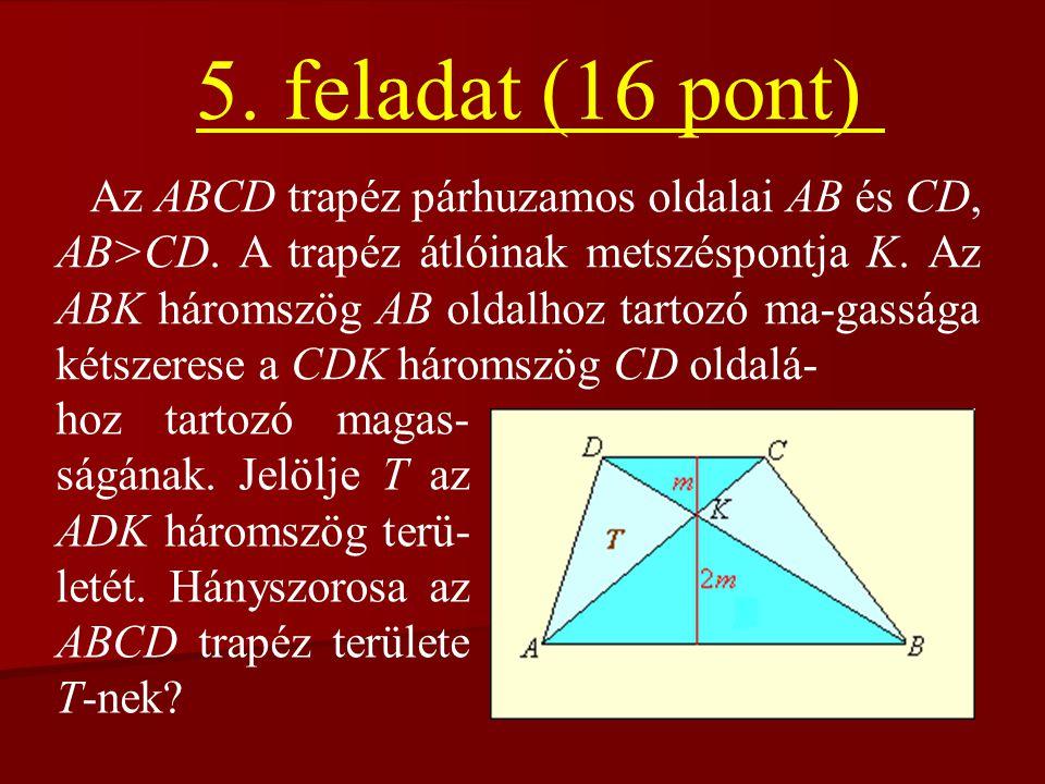 A 61. sor első eleme: a 60. sor utolsó eleme +1 1851 a 61. sor 21. eleme.