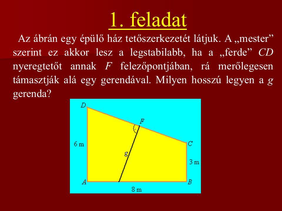 A kör x tengellyel alkotott metszéspontjaira: Ha a körnek nincs közös pontja az x tengellyel, akkor ez utóbbi egyenlet diszkriminánsa negatív: