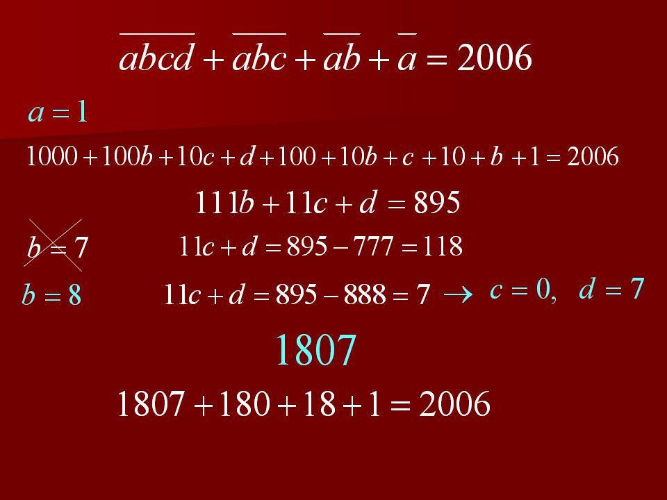 2.feladat Vészen egynémelly 5-nél nagyobb oszt-hatatlan naturalis numerandust.