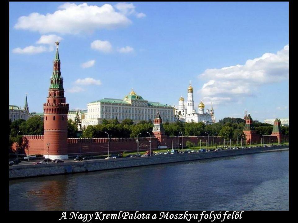 Cári hintó-Kreml múzeum