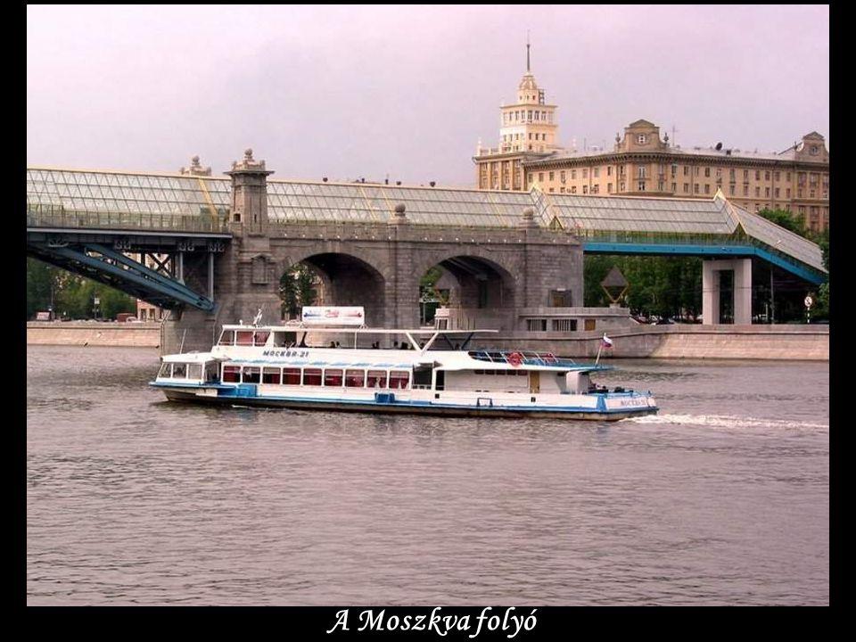 Moszkvai kupolák
