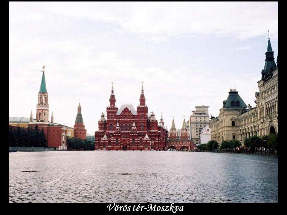 Moszkvai szökőkút