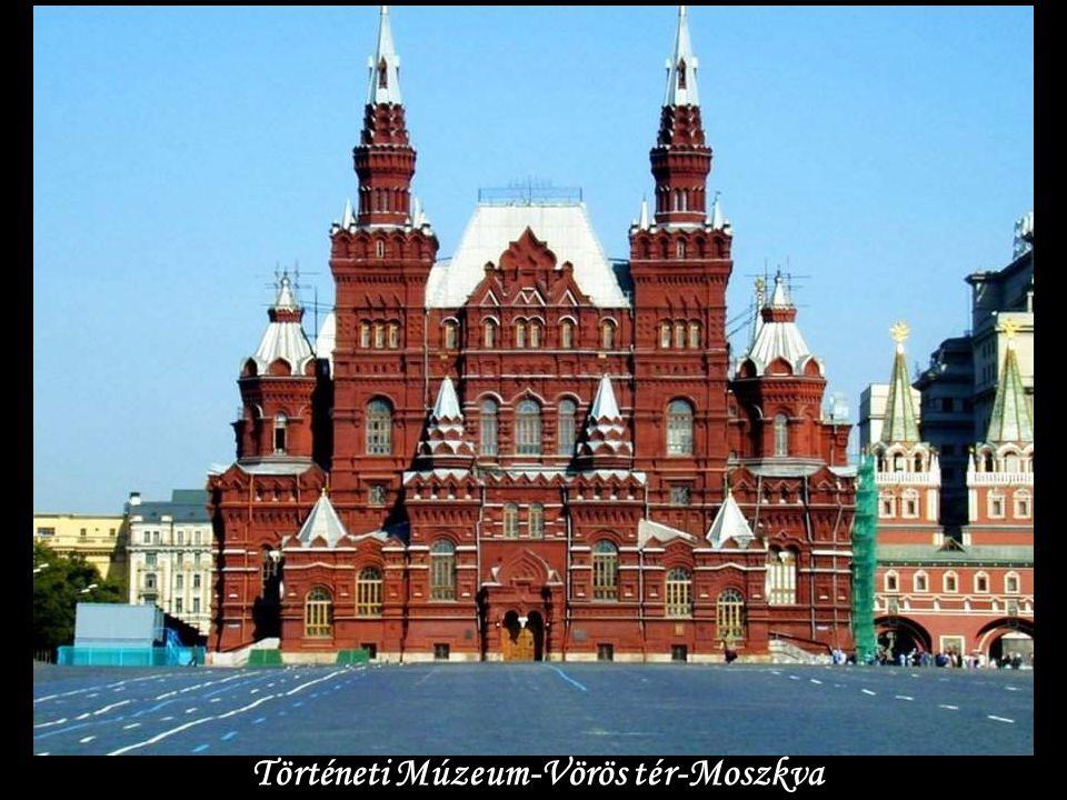 Vörös tér-Moszkva