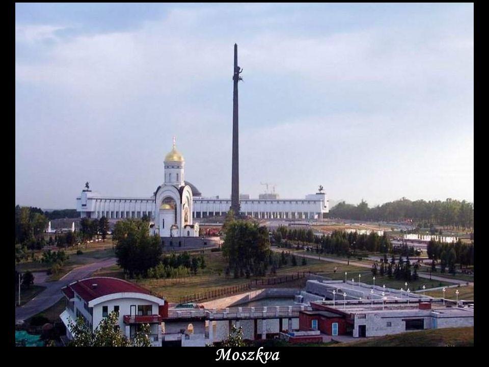 Orosz városkép