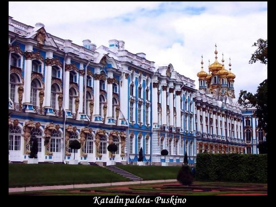 Szmolnij székesegyház-Szt Pétervár
