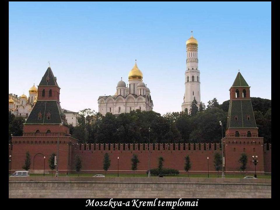 Moszkvai paloták