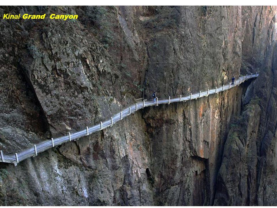 Kínai Grand Canyon