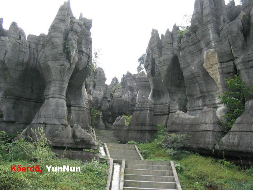 Kőerdő, YunNun