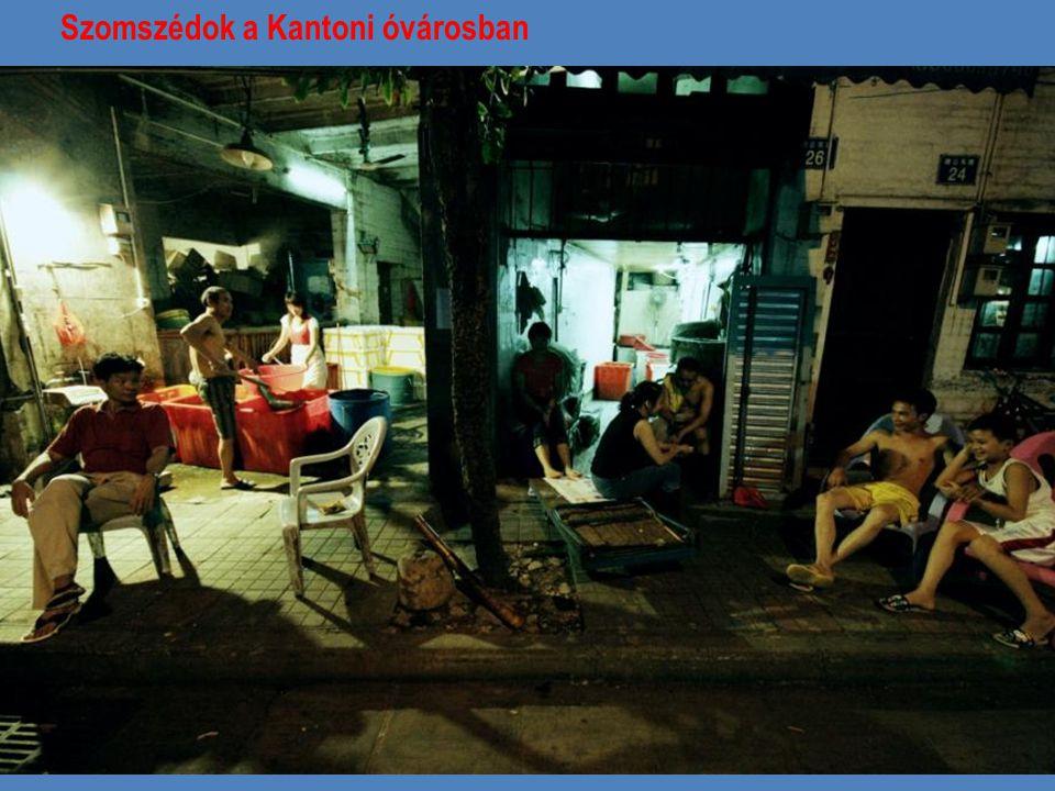 Szomszédok a Kantoni óvárosban