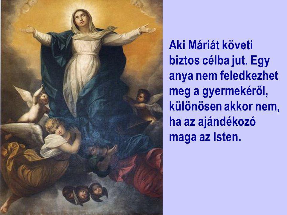 Az egyház története során bizonyos hangsúly változásokkal, de mindig jelen volt a Mária tisztelet. A hit nem elvont eszmerendszer, hanem eleven élő va