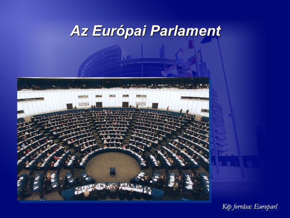 Az Európai Parlament Kép forrása: Europarl