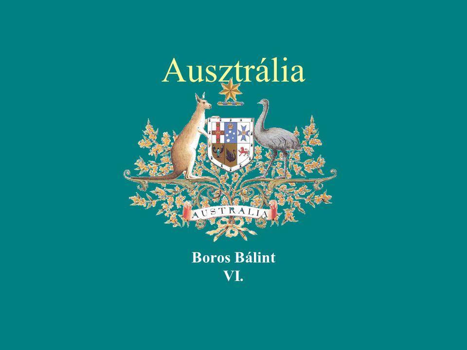 Ausztrália Boros Bálint VI.