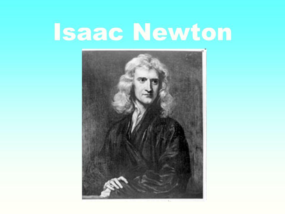 Newton nagymértékben hozzájárult a termodinamika (hőtan) és az akusztika (hangtan) fejlődéséhez; ő fogalmazta meg a matematikában a binomiális tételt; és õ adta először meggyőző magyarázatát a csillagok keletkezésének is.