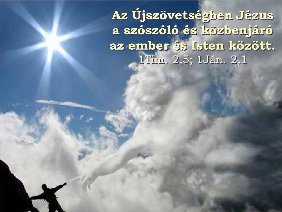 Húsvét után a negyvenedik napon Jézus felvitetett az Atya jobbjára, hogy betölthesse jelenlegi főpapi szolgálatát.