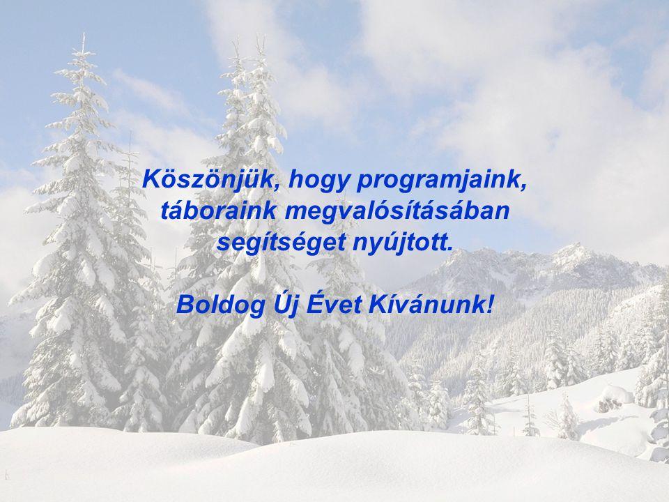 A prezentációt készítette Károlyi Lőrinc, a Napos Oldal Alapítvány dolgozója