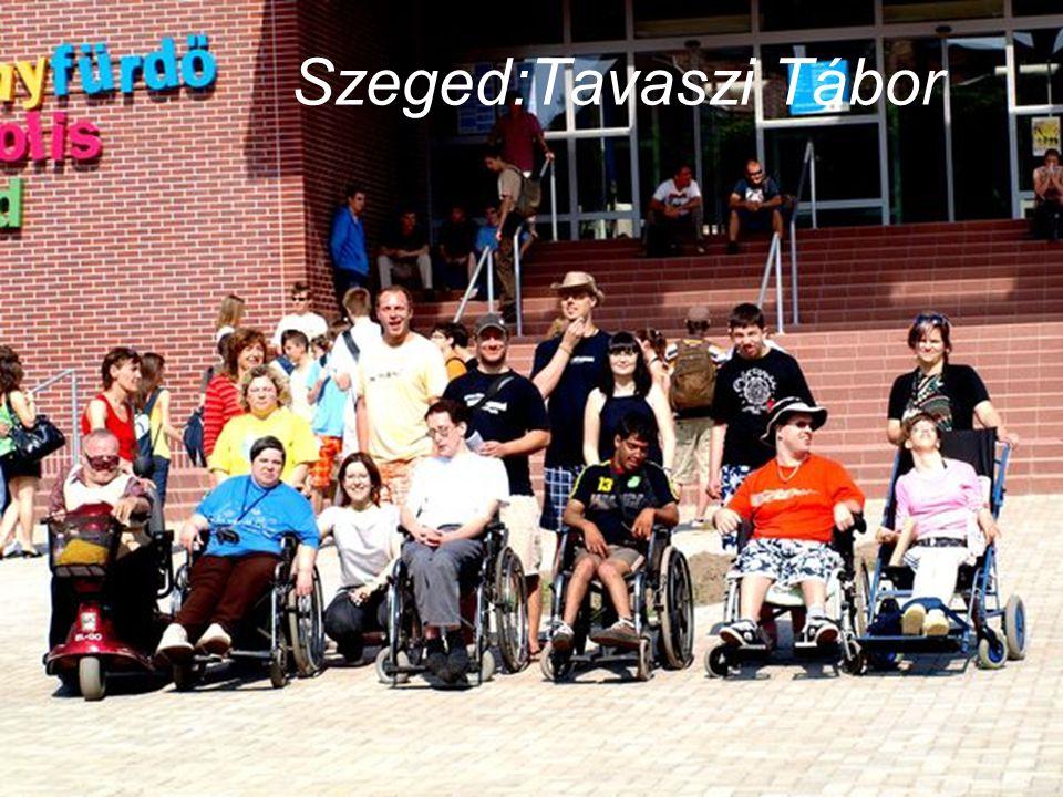 Szeged:Tavaszi Tábor