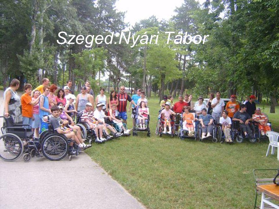 Szeged:Nyári Tábor