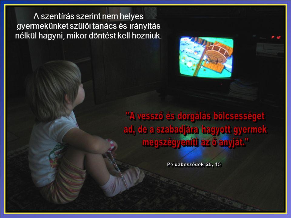 Néhány szülő tévesen úgy gondolja, ha a gyerek tanulnia akar, tanuljon, ha nem, úgy is jó.