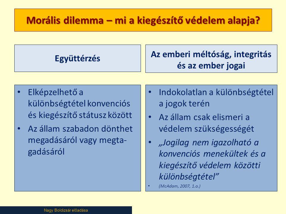 Nagy Boldizsár előadása Mazák javaslatai 1.és 2.