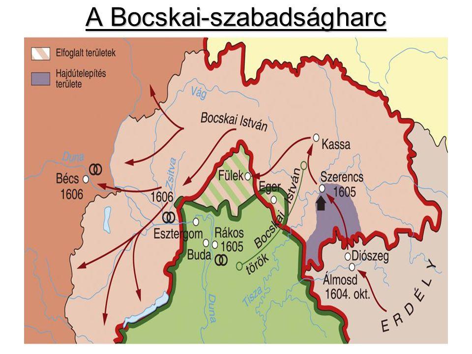 A Bocskai-szabadságharc