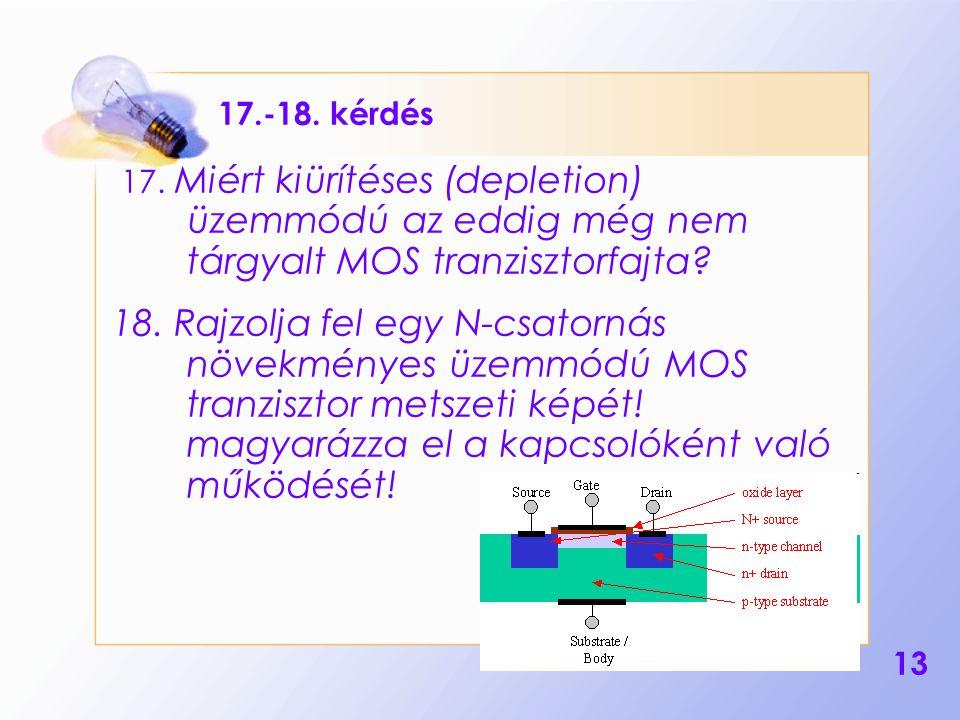 13 17.-18.kérdés 17.