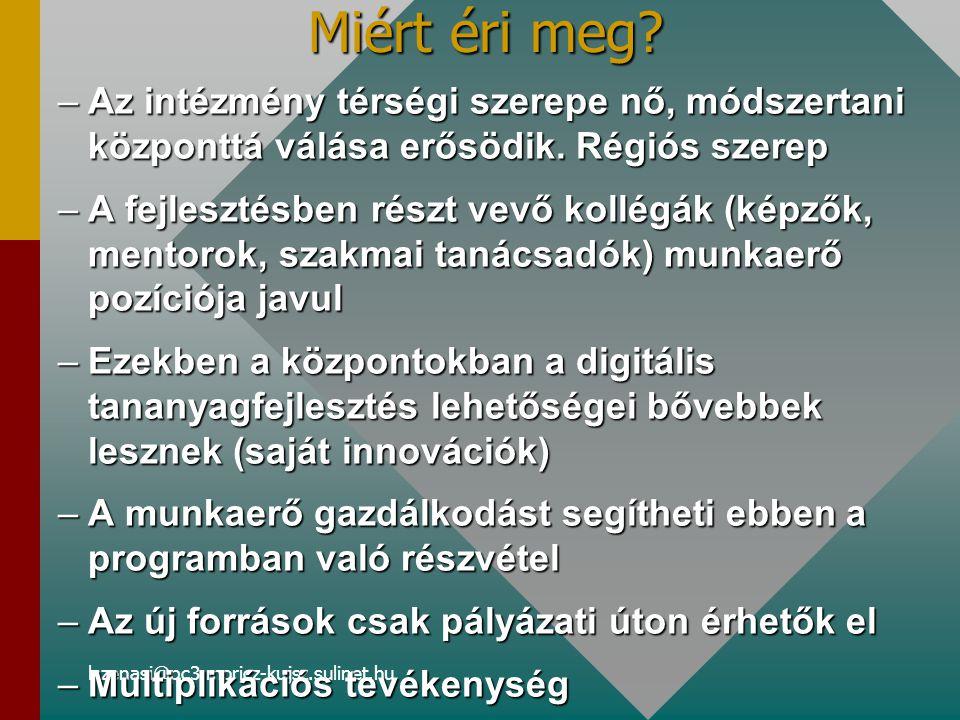 lszenasi@pc3.moricz-kujsz.sulinet.hu Miért éri meg.