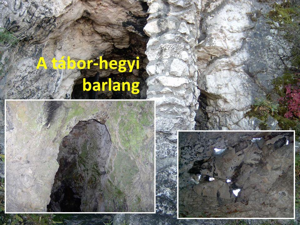 A tábor-hegyi barlang