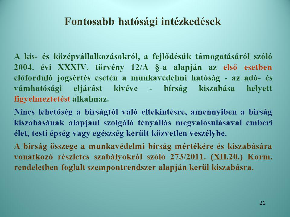 A szabálysértésekről… szóló 2012.évi II. törvény az 1999.