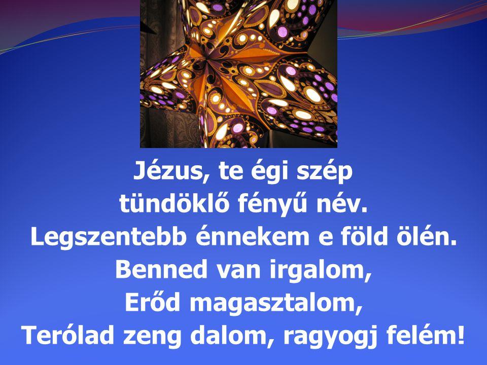 Az élet száz veszély, én lelkem, mégse félj, Míg ő hord karjain, hű Mestered.