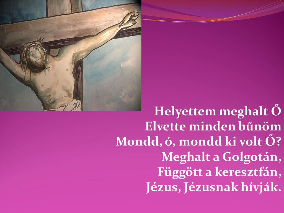 Krisztus, virágunk, Szép termő águnk.Feltámadt Krisztus, vigadjunk.