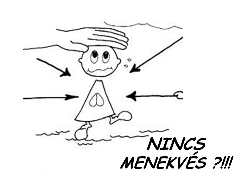 NINCS MENEKVÉS !!!