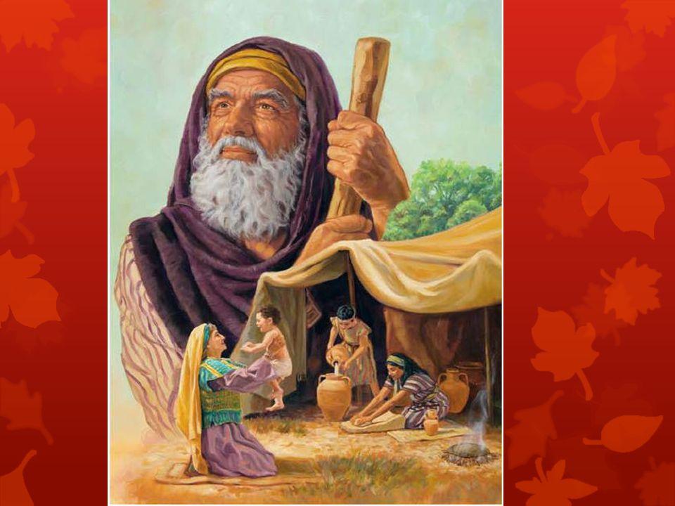 """Az Úr így szólt Ábrámhoz: """"Vonulj ki földedről, rokonságod köréből és atyád házából arra a földre, amelyet majd mutatok neked."""