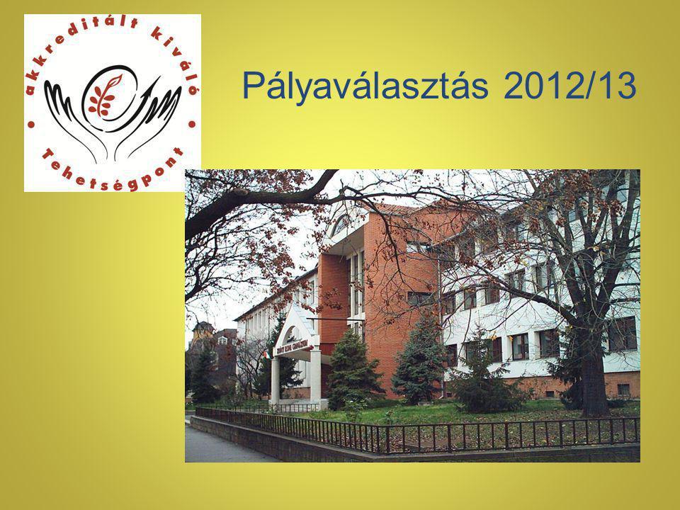 Pályaválasztás 2012/13