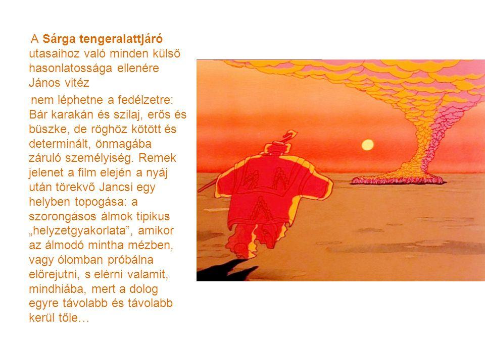 A film metamorfózisokban tobzódik.