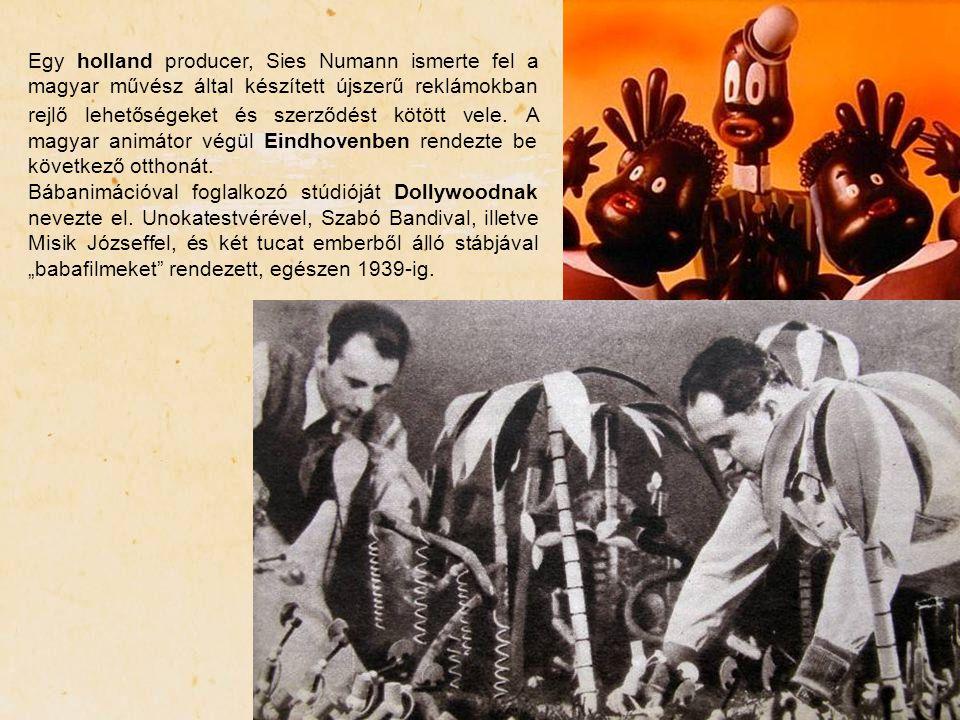 Elsőszámú megrendelőjük a Philips-cég volt.