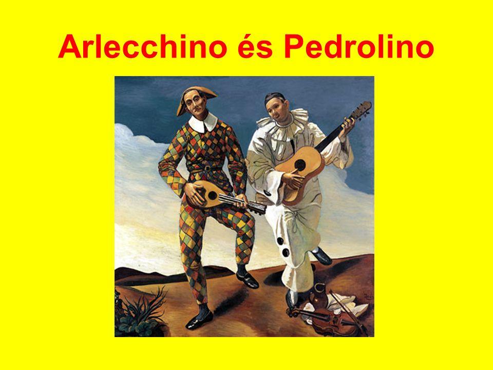 Arlecchino és Pedrolino