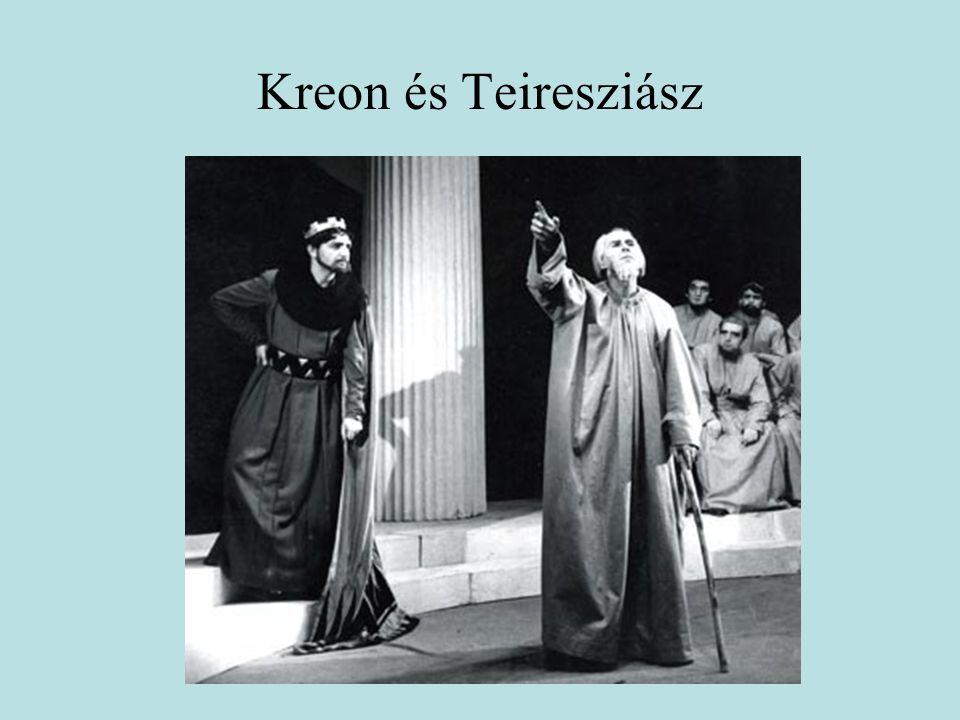 Kreon és Teiresziász