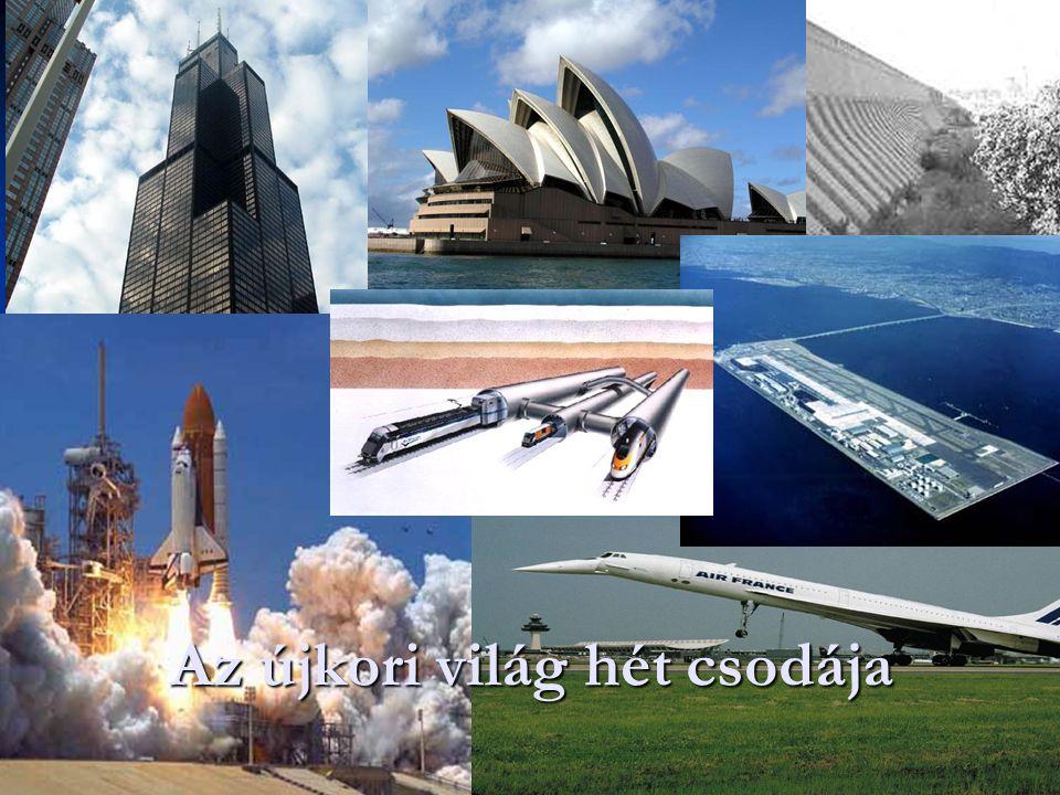 Az újkori világ hét csodája