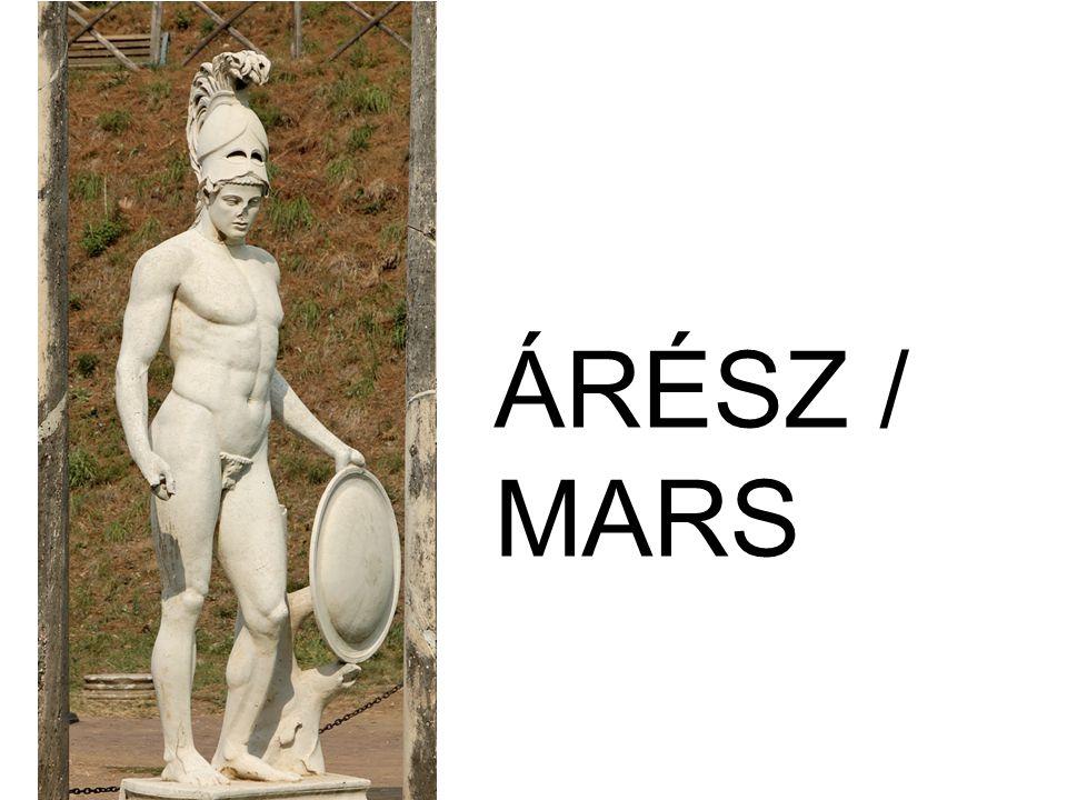 ÁRÉSZ / MARS