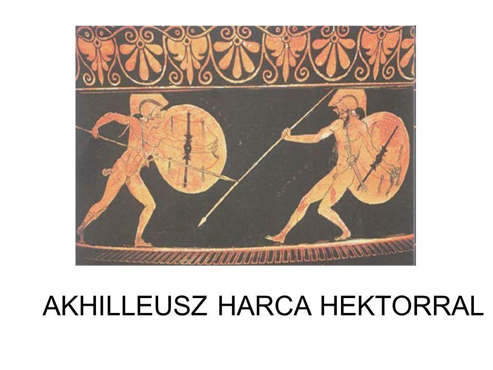 AKHILLEUSZ HARCA HEKTORRAL