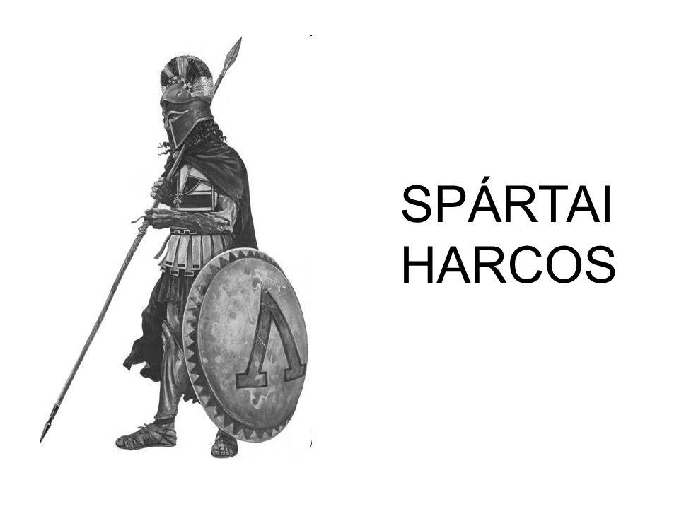 SPÁRTAI HARCOS