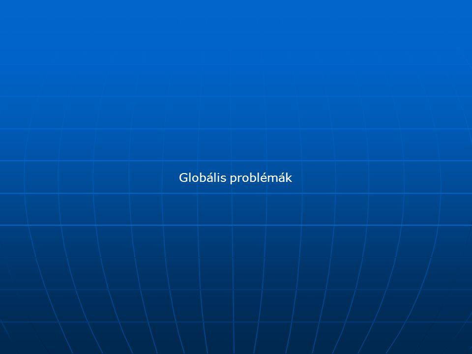 Globális problémák 5. Talajpusztulás