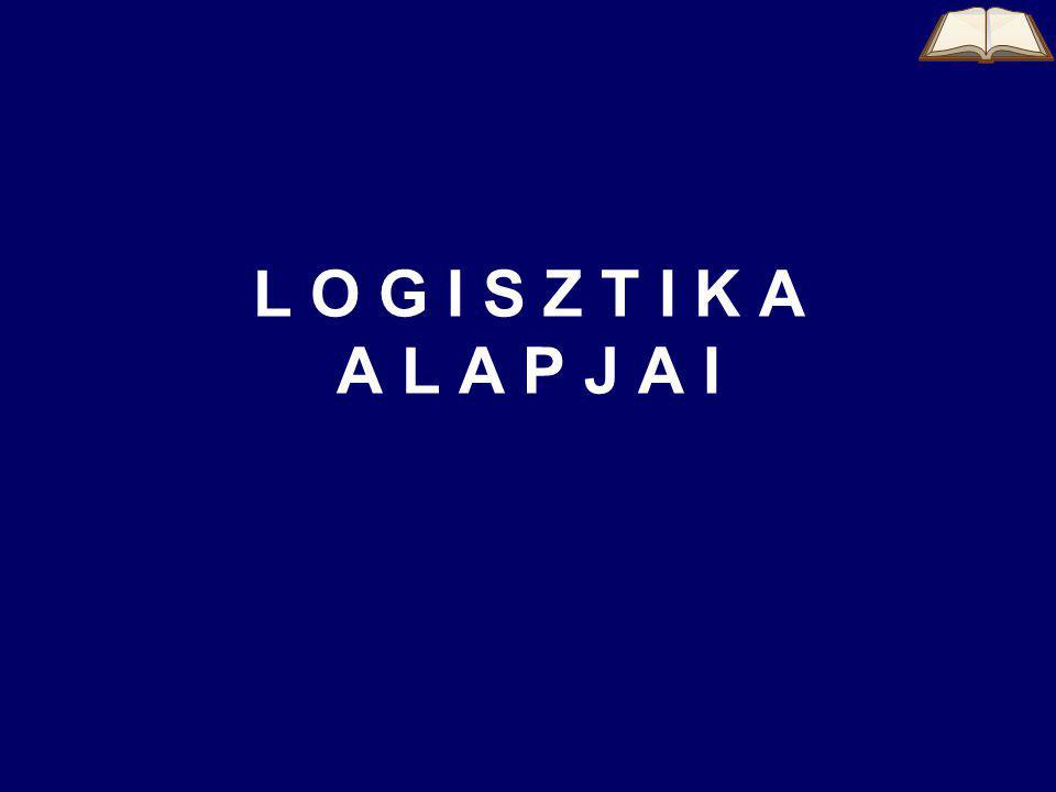 L O G I S Z T I K A A L A P J A I