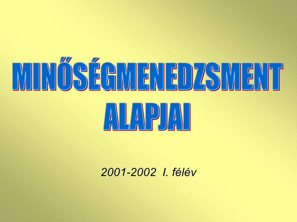 2001-2002 I. félév