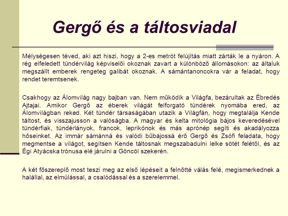 """Böszörményi Gyula: Monyákos Tuba kalandjai """"Legyen az esély egyenlő – esélyteremtés a Sásdi kistérségben TÁMOP 5.2.3-09/1-2009-0005"""